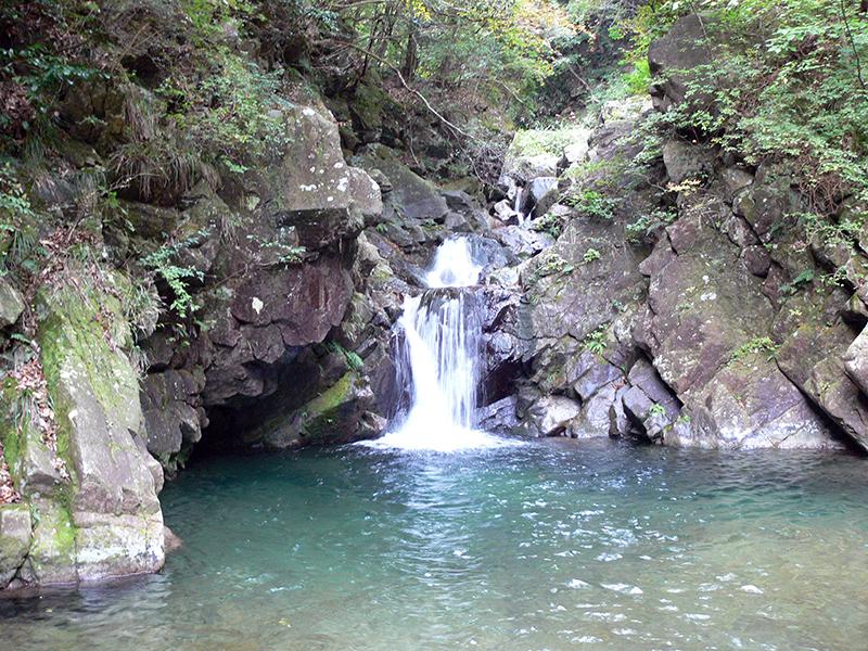 観世菩薩の滝